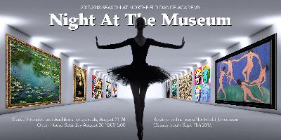 2017-2018 Night at the Musuem