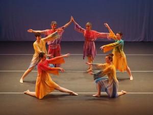 Adult ballet class photo