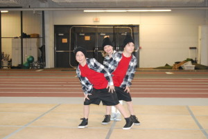 Hip hop class photo