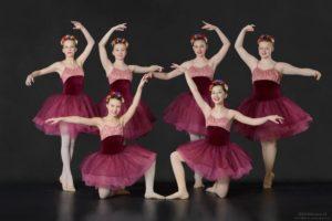 Ballet class photo