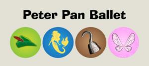 Summer 2017 Music Theatre Peter Pan Ballet